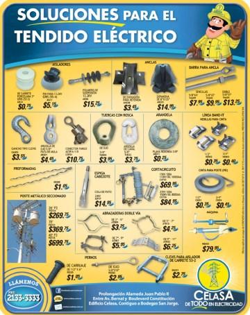 Ferreteria CELASA promocion accesorios electricos - 28oct13