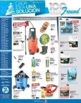 Ferreteria FREUND promocion accesorios de liempiza de autos - 28oct13