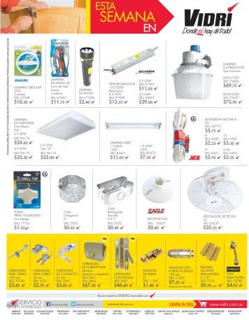 Ferreteria VIDRI ofertas articulos electricos - 21oct13