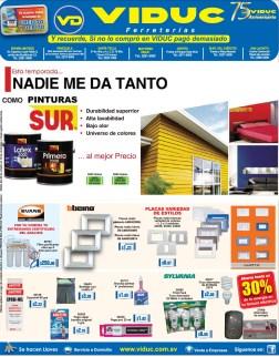 Ferreteria VIDUC promociones - 28oct13