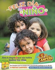 Fiestas campero Feliz dia del Niño