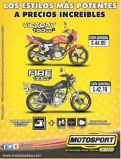Moto sport los estilos mas potentes - 14oct13