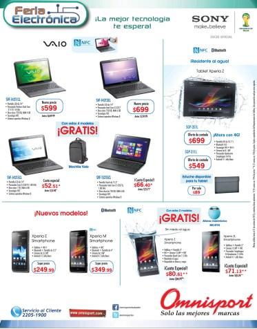 OMNISPORT feria electronica ofertas - 25oct13