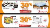 Omnisport.com DESCUENTO exclusivo pantallas muebles camas - 24oct13