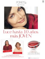 PONDS age miracle luce hasta 10 años mas joven