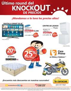Pantalla smart 46 pulgadas precios increible La Curacao - 30oct13