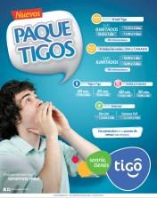 Promociones TIGO nuevos paque tigos - 24oct13