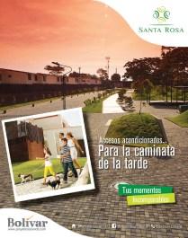 Proyectos BOLIVAR Santa Rosa el salvador