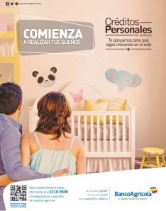 Realiza tus sueños con Creditos personales de Banco Agricola - 01oct13