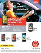 SMART FUN CLARO promociones LG SONY HUAWEI - 23oct13