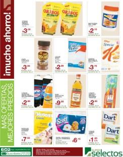 Super Selectos ofertas de hoy lunes - 07oct13