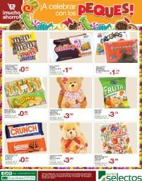 Super selectos ofertas de hoy dia del niño - 01oct13