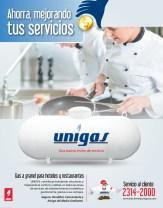 UNIGAS ahorra mejorando tus servicios