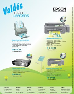 VALDES tech leaders EPSON printers - 16oct13