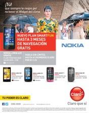 nuevo plan smart phone anf fun CLARO el salvador - 14oct13