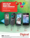 promociones DIGICEL smart phone sociales - 22oct13