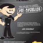 BLACK FRIDAY credito pre aprobado en La Curacao - 21nov13