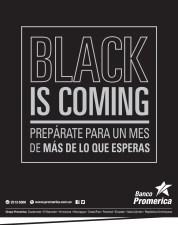 Banco Promerica quiere que te prepares BLACK FRIDAY 2013