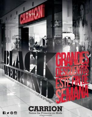 CARRION el salvador descuentos black friday - 29nov13