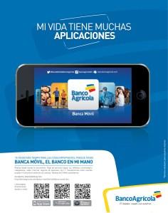 Decarga la app Banco Agricola el salvador - 18nov13