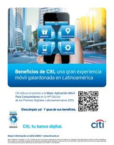Decarga la app CITI el salvador - 18nov13