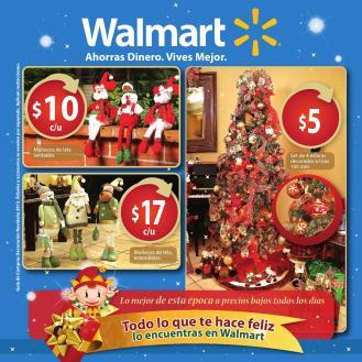 Decoracion Navideña Walmart 2013 - pag1