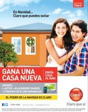GANA una casa nueva con CLARO el salvador - 11nov13