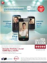 LLamdas ilimitadas a la red CLARO siman promociones moviles - 08nov13