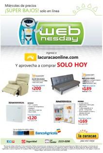LaCuracaOnline.com miercoles de precios bajos WEBnesday - 13nov13
