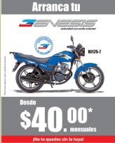MOTOcicletas GENESIS oferta - 13nov13