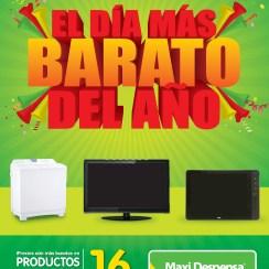 Maxi Despensa promociones el dias mas barato del año - 11nov13
