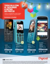 Moviles DIGICEL en promocion - 15nov13