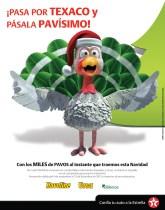 Pasa por TEXACO y Pasala PAVISIMO - 05nov13