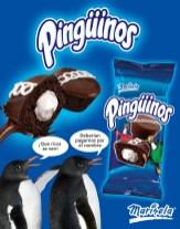 Pinguinos de marisela se ven muy ricos