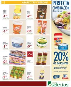 Promociones Super Selectos el salvador hoy abarrotes - 08nov13