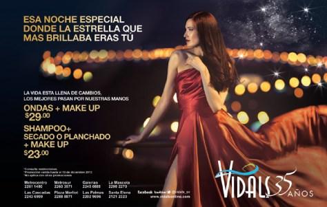 Promociones VIDALS noche especial - 11nov13