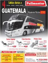 Pullmantur viajes a guatemala