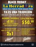 Restaurante la herradura BLACK FRIDAY - 29nov13