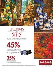 SIMAN decoraciones navideñas con descuento - 15nov13