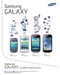 Samsung GALAXY centro de servicio El Salvador