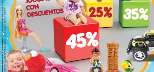 Siman.com 4 dias de juguetes con Descuentos - 14nov13