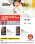 Sony XPERIA L buscalo en plan smartfun de CLARO - 19nov13