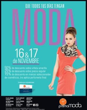 Todos tus tengan MODA con Prisma Moda el salvador - 14nov13