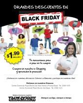 Trans Express grandes descuentos BLACK Friday 2013
