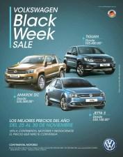 VOLKSwagen Black Week sale TIGUAN JETTA AMAROk - 25nov13