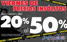 Viernes de precios insolitos ST JACKS - 29nov13