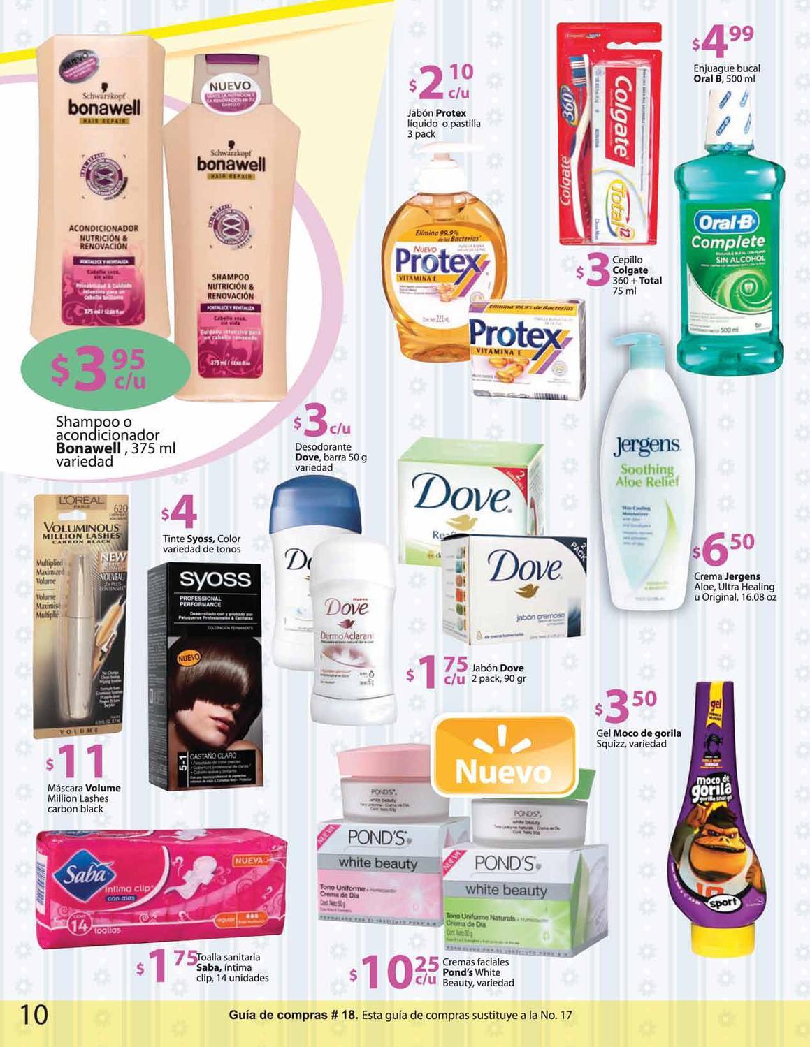 Walmart Guia de compras 18 - pag10