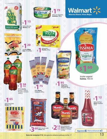 Walmart Guia de compras 18 - pag13
