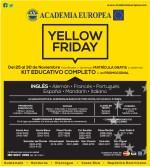 Yellow Friday Academia Europea - 19nov13