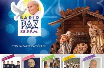 Alegre Navidad 2013 Radio Paz el salvador